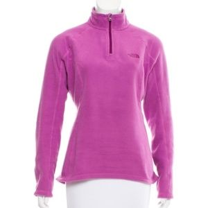 The North Face Parlour Fleece Pullover Jacket M